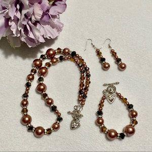 Jewelry - Wedding/Special Occasion Jewelry Set